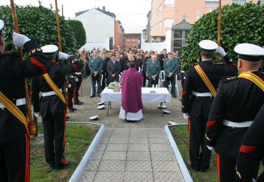 Ordes celebrará a tradicional misa e ofrenda floral na honra ao 'Soldado Lois' o vindeiro sábado, día de Todos os Santos