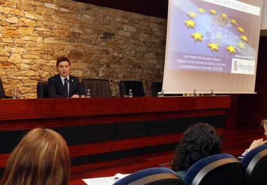 A Xunta destaca a importancia de facer un bo uso dos novos fondos  da unión europea no período 2014-2020