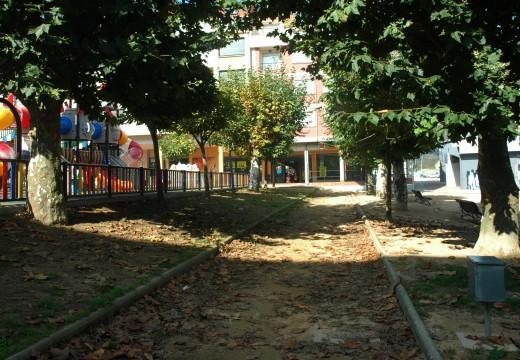 O Concello activa unha nova actuación co fin de acondicionar o Parque de Abesadas