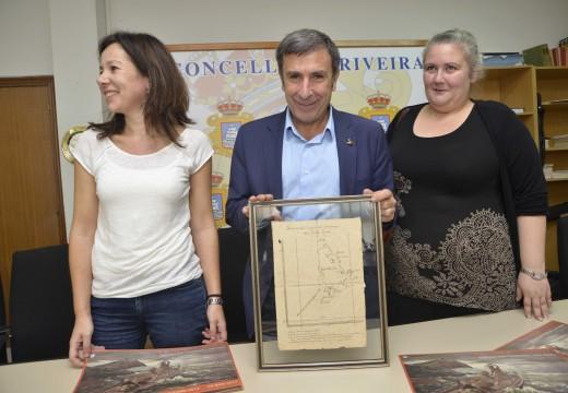 Máis de cen pezas evocarán a construción, historia e naufraxio do Santa Isabel na máis ambiciosa exposición celebrada en Riveira