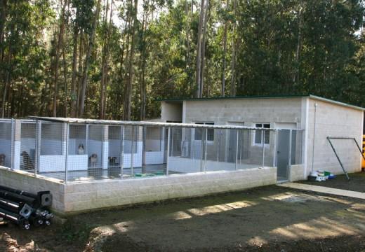 Ordes inaugurará en breve o seu novo centro de recollida de animais abandonados