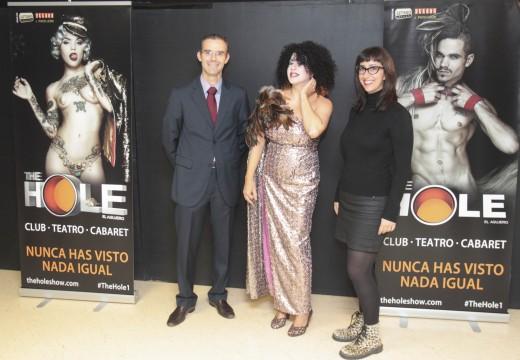 """""""The Hole"""" estréase en Galicia, con seis funcions na Coruña"""