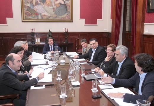 A Coruña será o primeiro gran concello galego en aprobar o seu presuposto para 2015, que permitirá avanzar na construción da cidade do século XXI