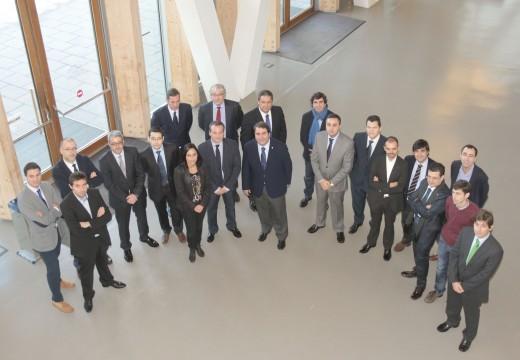 O alcalde destaca que a execución de todo o proxecto de Coruña Smart City requirirá máis de 220.000 horas por parte das empresas implicadas no seu desenvolvemento