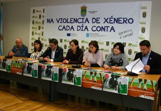 A Mancomunidade de Ordes asina un manifesto conxunto contra a violencia de xénero