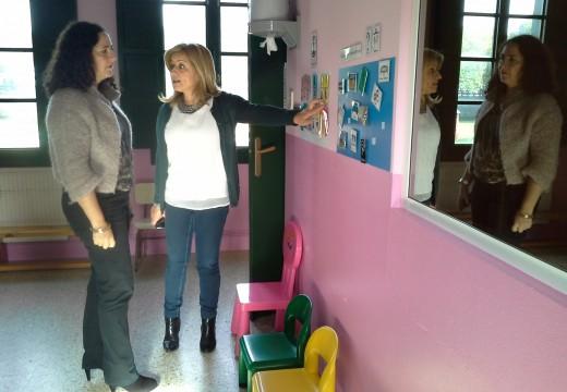 Belén do Campo destaca o apoio integral prestado desde a Xunta de Galicia ás persoas con autismo