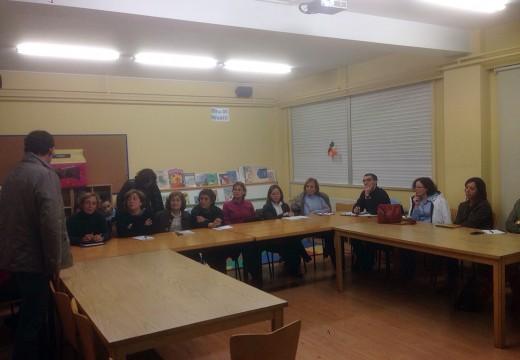 O Concello de Oroso organiza actividades para formar ao profesorado do municipio na atención a nenos con necesidades especiais