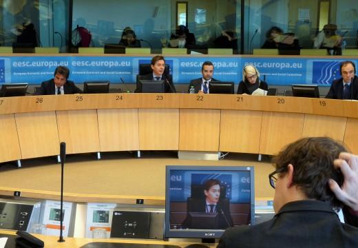 A Xunta destaca a importancia da coordinación da politica migratoria entre as rexións europeas