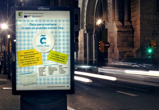 O Concello inicia a segunda edición de 'Coru…ñam! ' para o aproveitamento responsable de alimentos en restaurantes