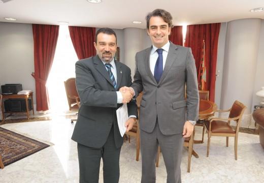 A Deputación renova a súa colaboración co concello de Mesía