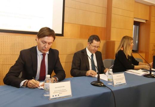 Galicia e o Norte de Portugal aglutinan toda a información da Eurorrexión para atraer novas iniciativas económicas á zona