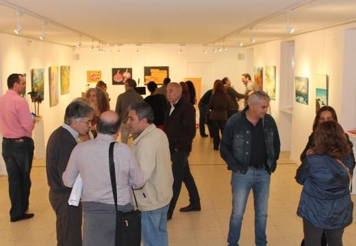 """Brión acolle ata o 19 de novembro """"Soños"""", unha exposición colectiva de once membros da Asociación Galega de Arte e Cultura (AGAEC)"""