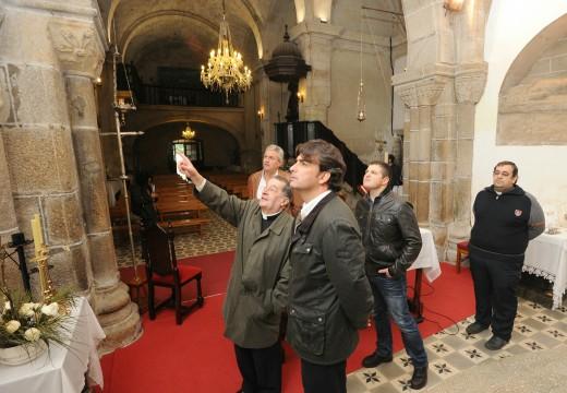 Financiase a reforma da igrexa de Santa María e o Convento do Rosario en San Sadurniño cunha achega de 100.000 euros