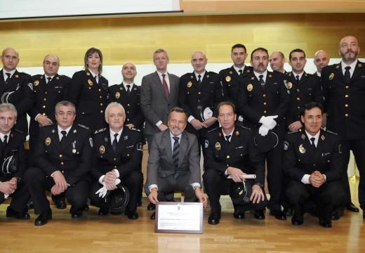 A Xunta aposta pola formación e a preparación da Policía Local para a detección temperá de casos de violencia de xénero