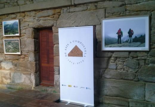 Muros conmemora a peregrinación de San Francisco a Compostela