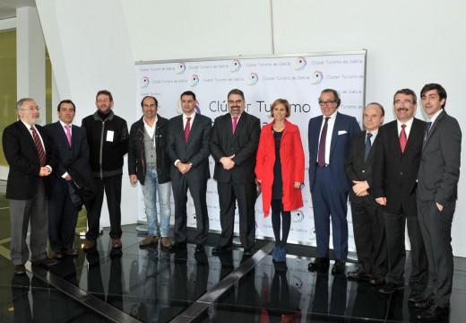 Turismo de Galicia promove unha misión comercial de empresarios hostaleiros galegos no mercado británico