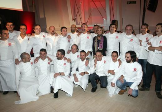 Turismo de Galicia, en colaboración co Grupo Nove, promociona a cociña galega de vangarda en Barcelona