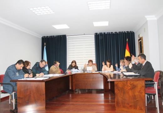 Lousame investirá case 124.000 euros no arranxo de parques infantís, nun camiño en Silvaredonda e na mellora dos accesos a Lesende e Burzó