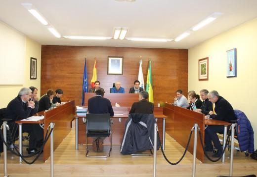 O pleno de Oroso aproba por unanimidade investir en obras os 242.000 euros do POS 2015