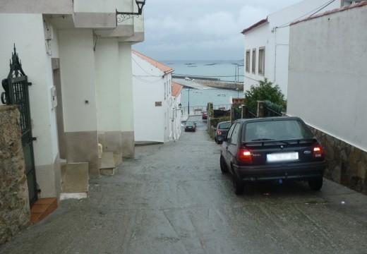 O Concello adxudica por 145.000 euros a pavimentación e renovación de servizos da rúa da Concha e transversal en Castiñeiras