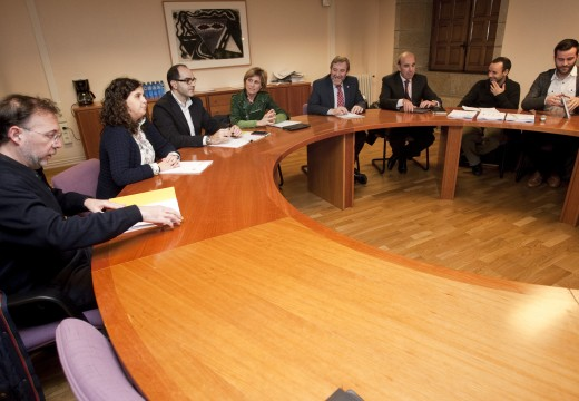 A segunda Comisión de Seguimento do Plan Director do Camiño de Santiago aborda os seus retos e liñas estratéxicas