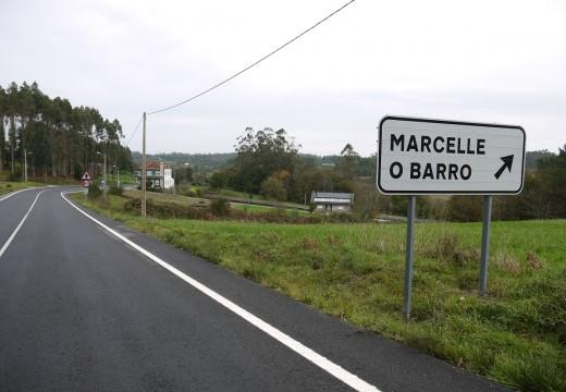 A Baña investirá 156.000 euros na reparación de 40 quilómetros de vías de comunicación municipais