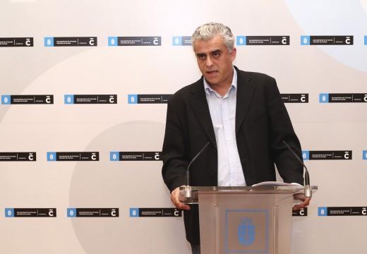 O Goberno municipal investiu este ano 2,3 millóns de euros na mellora e mantemento dos centros educativos