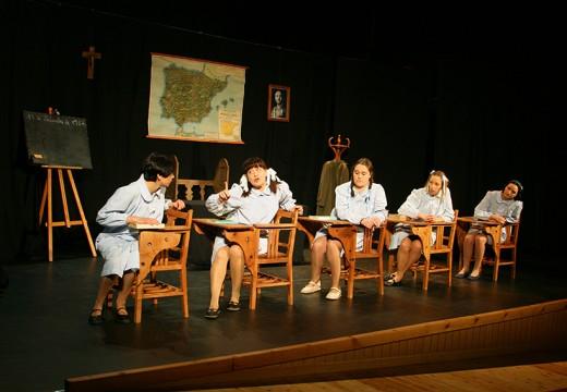 Ordes  abre o seu programa de Nadal coa obra teatral 'Eran outros tempos, ou non?'