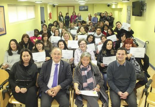 O programa de 'Emprende Futuro' chega a 82 mulleres