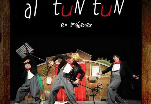 Cultura e Educación leva ata o Gaiás teatro para nenos coa obra 'Al Tun Tun', que terá lugar o sábado 27 de decembro