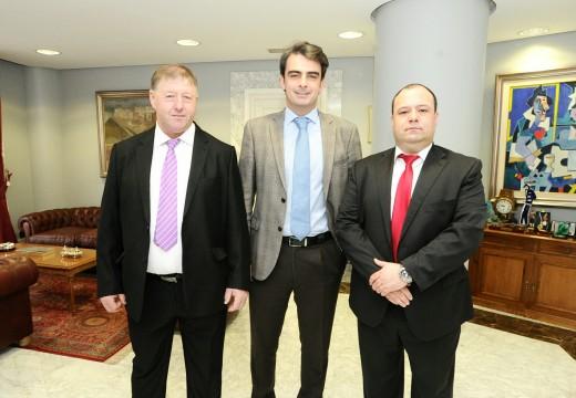 A Deputación da Coruña investirá 88.055,50 euros no acondicionamento da estrada de Aranga a Verís