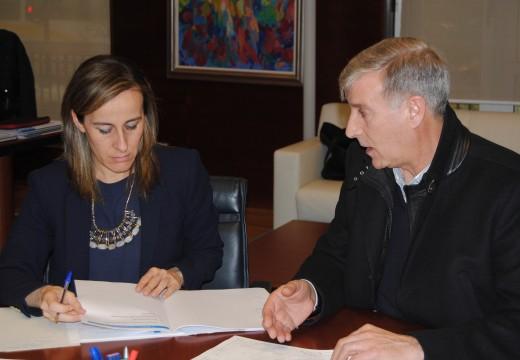 Medio Ambiente investirá preto de 350.000 euros no selado dun vertedoiro incontrolado no Parque Natural das Fragas do Eume