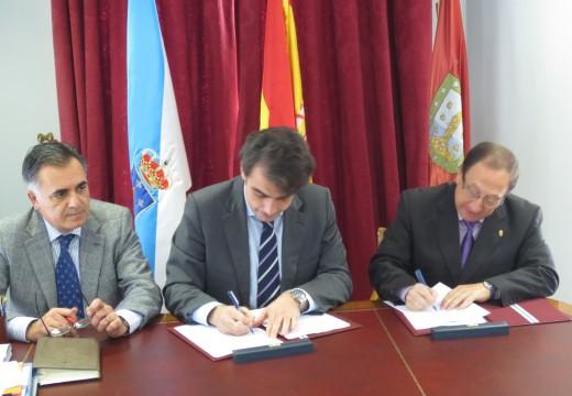 O investimento previsto para a ampliación e mellora da estrada DP.5404 é de máis de 1,2 millóns de euros