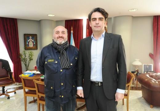 A Deputación da Coruña achega 90.000 euros ao concello de ares para mellorar a seguridade viaria