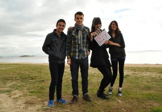 Alumnos dos seis centros de secundaria de gravan outras tantas curtametraxes sobre a prevención da violencia de xénero