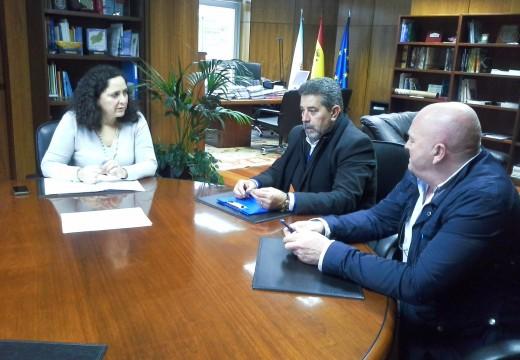 Belén do Campo traslada o apoio da Xunta de Galicia aos emigrantes retornados para regularizar as súas pensións procedentes do estranxeiro