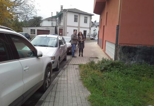 Economía e Industria inviste 22.500 euros na mellora do alumeado público de varias zonas do concello de Oza-Cesuras