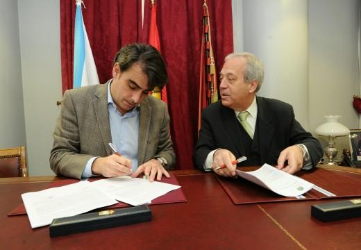 Betanzos recibirá máis de 500.000 euros da Deputación para a senda fluvial dos Caneiros incluída no proxecto Mandeo