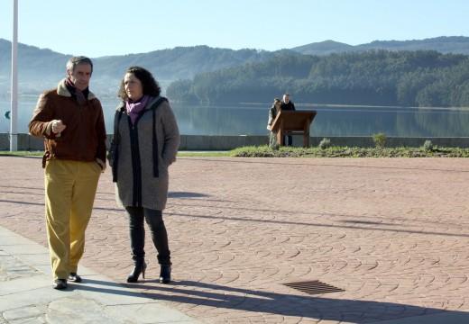 A Xunta de Galicia destina preto de 200.000 euros a diversas actuacións de mellora paisaxística no Porto do concello de Ortigueira