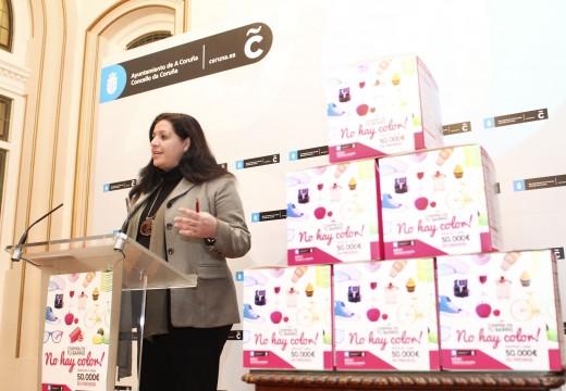 O Concello lanza unha campaña de vales de compra con 51.000 euros en premios e a participación de 500 establecementos dentro das accións de apoio ao comercio coruñés