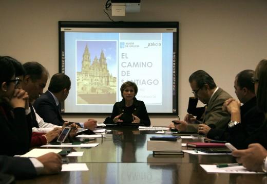 Turismo de Galicia traslada o seu Know How a unha delegación mexicana encabezada pola Secretaría de Turismo de México