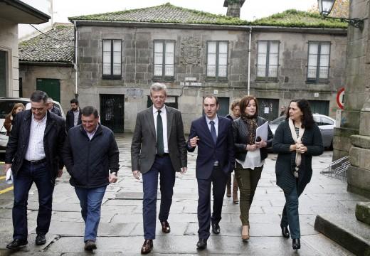 A Xunta leva investido preto de 100.000 euros no Centro de Información á Muller de Padrón nos últimos cinco anos