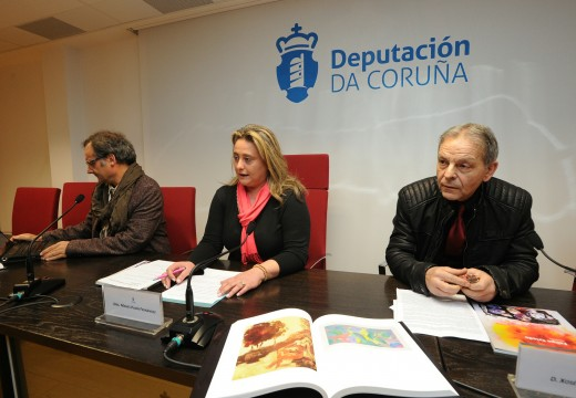 """A Deputación presenta """"Felipe Criado. Inicio de catálogo razonado (1952-2012)"""""""
