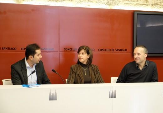 O Concello de Santiago e AGADIC presentan de novo o Bono de Teatro Galego (e portugués) para o 2015