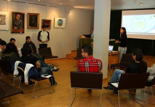 O Museo do Traxe, sede dun taller contra a violencia de xénero organizado por Cruz Vermella
