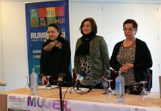 A Xunta de Galicia reitera o seu apoio ás mulleres estranxeiras vítimas da violencia de xénero e de explotación sexual