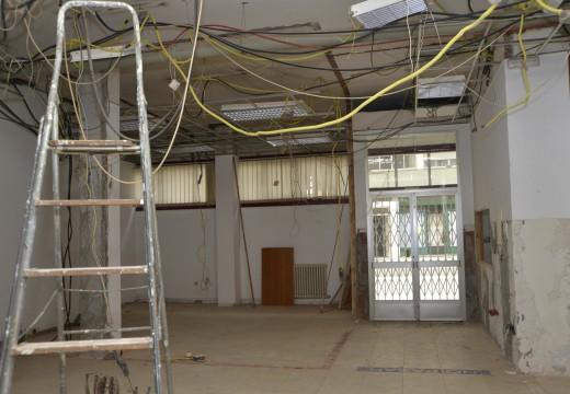 Adxudicado o acondicionamento dunha nova área de Atención Cidadá na pranta baixa da Casa Consistorial de Riveira