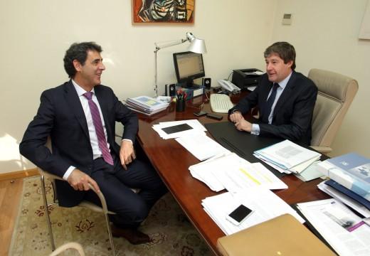 Un organismo da ONU interésase polo traballo do Consello Galego da Competencia