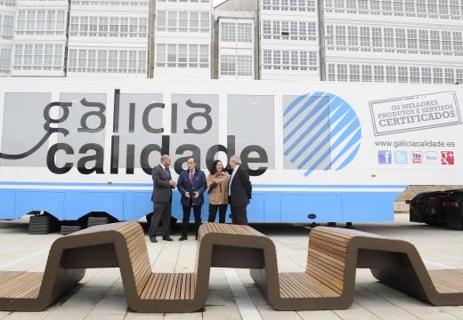 Galicia Calidade achega á Coruña a excelencia dos seus produtos gastronómicos a profesionais e consumidores
