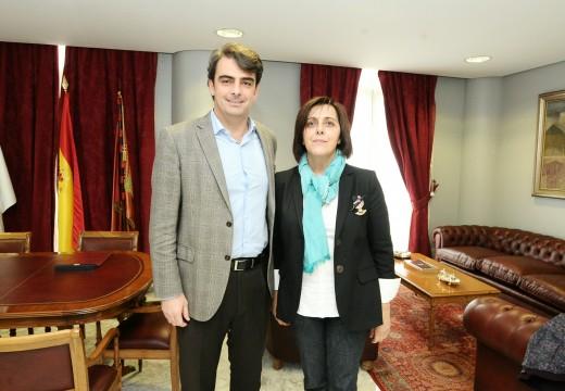 A Deputación achega 25.000 euros á asociación AMBAR